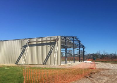 New Warehouse Bldg